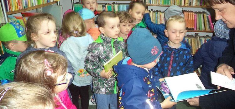 Przedszkolaki w świecie książek