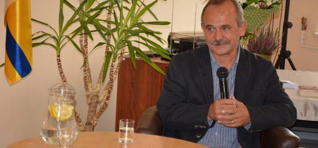 Spotkanie Autorskie z Panem Wojciechem Jagielskim