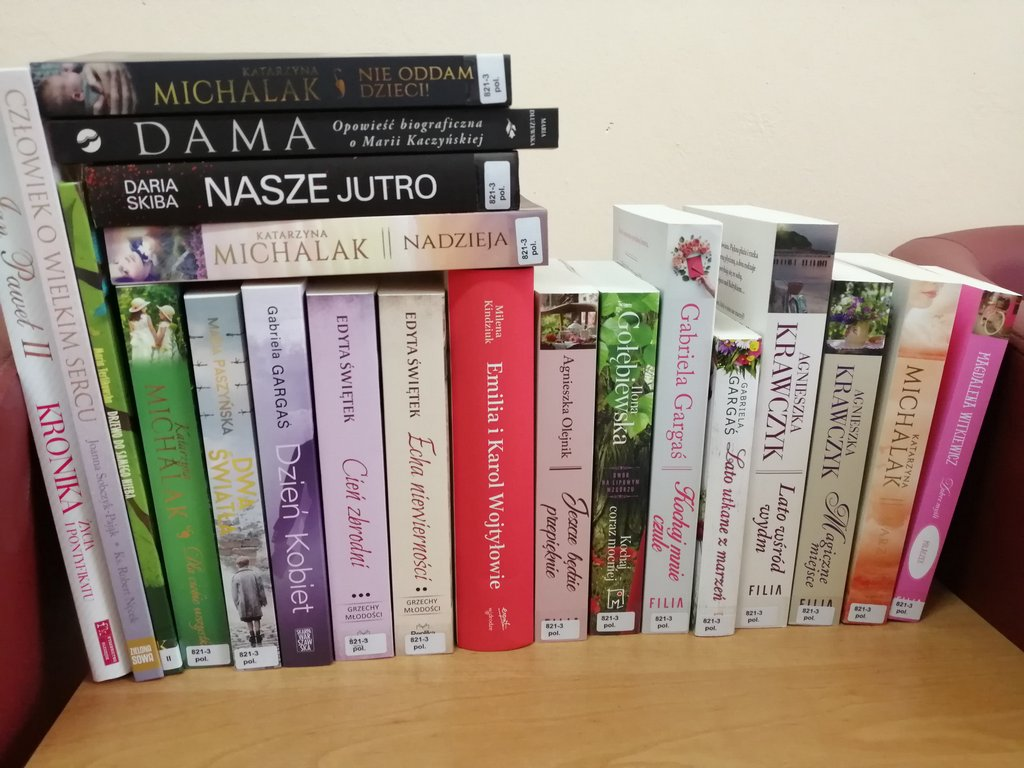 Nowe pozycje książkowe w Lipiance