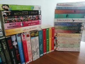 Prezentacja nowości książkowych w biliotece